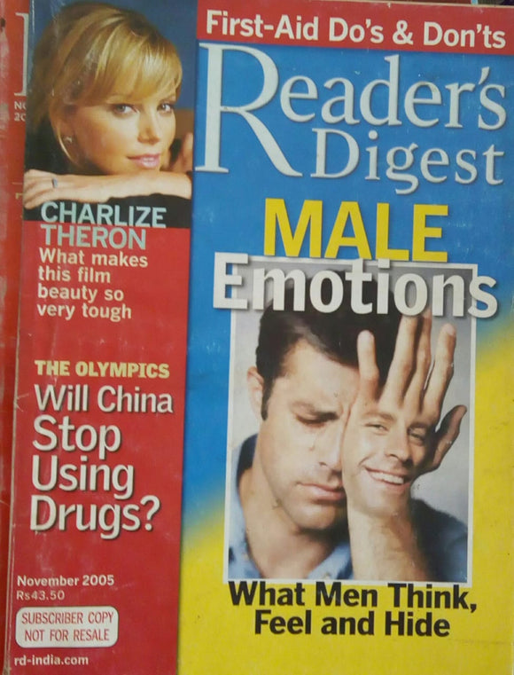 Reader's Digest Nov 2005