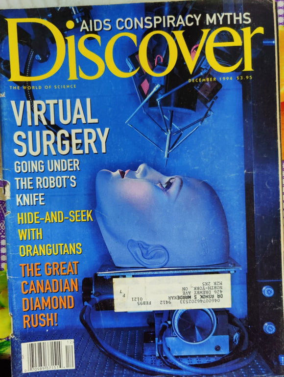 Discover December 1994