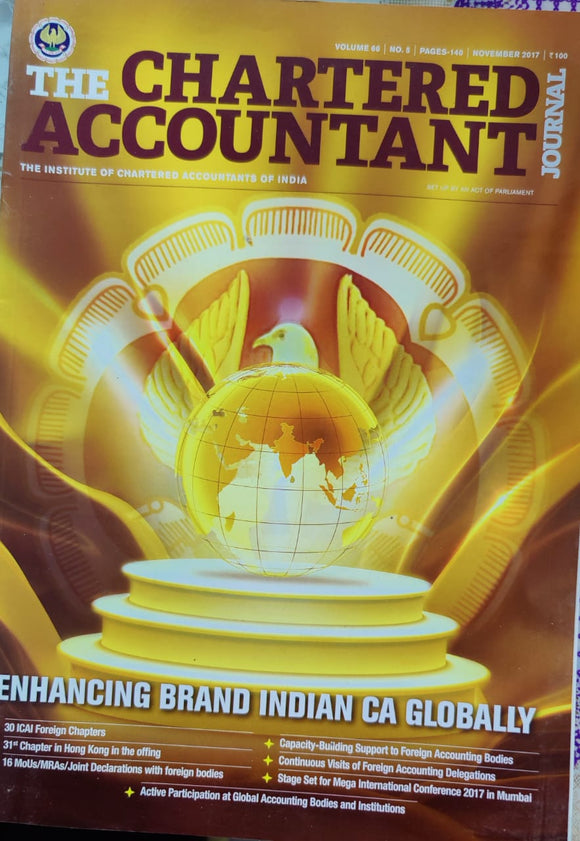 The Chartered Accountant November 2017