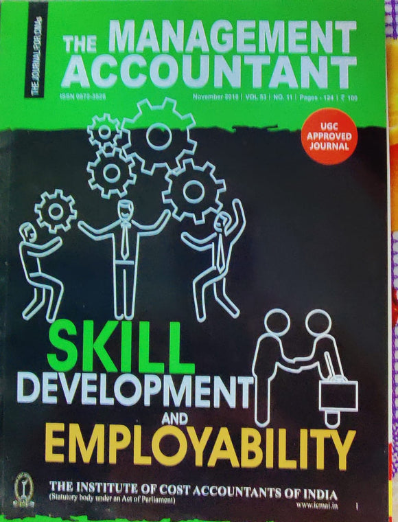 The Management Accountant April 2019