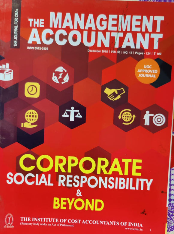 The Management Accountant December 2018
