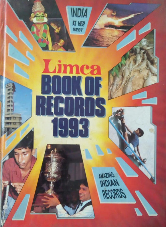 Limca Book Of Records 1993