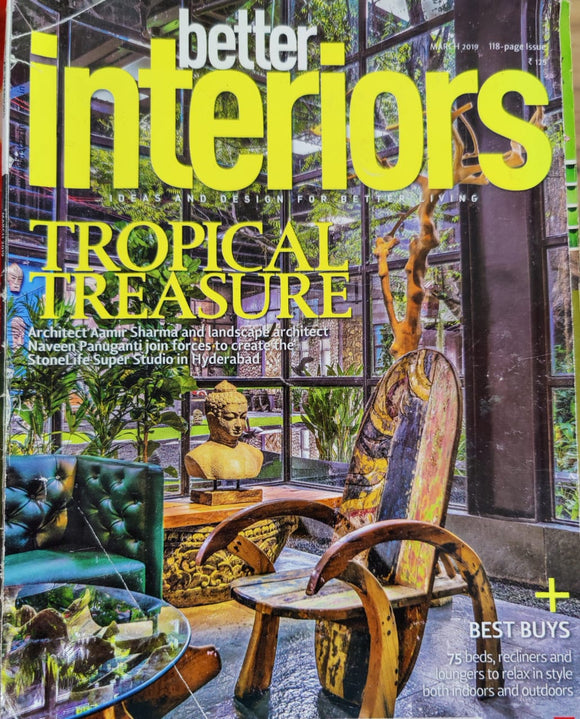 Better Interiors March 2019
