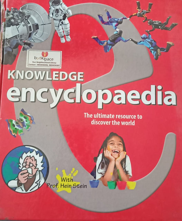Knowledge Encyclopedia By Prof. Hein Stein