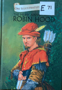 The Merry Adventures of Robinhood by Howard Pyle