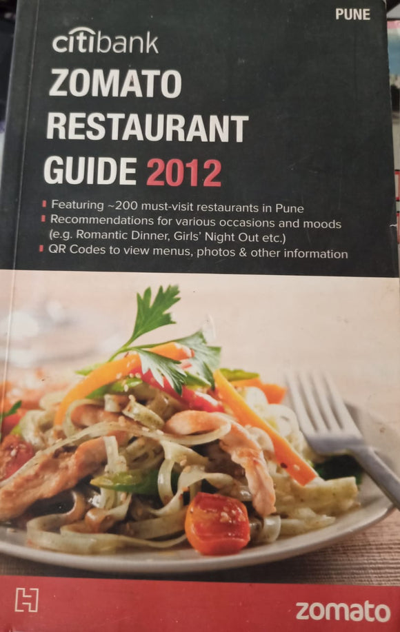 Zomato Restaurant Guide