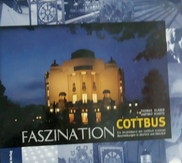 Faszination Cottbus By Thomas Klaber And Hartmut Schatte