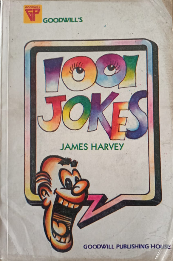 1001 Jokes By James Harvey