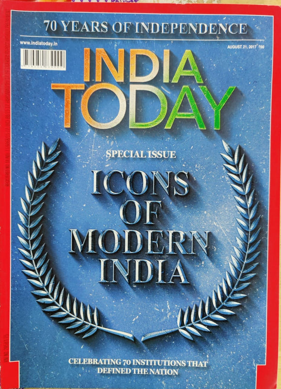 India Today August 2017