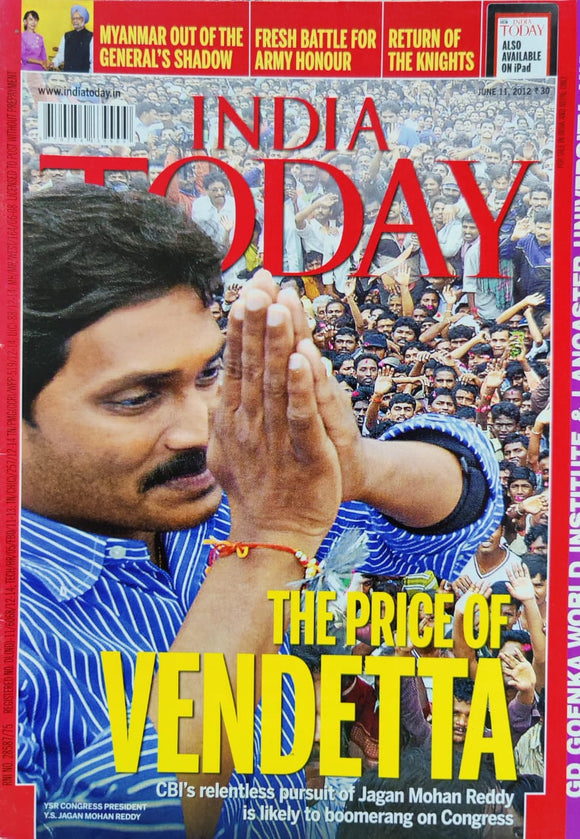 India Today June 2012