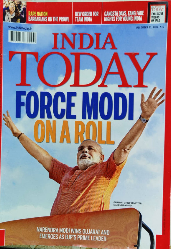 India Today December 2012