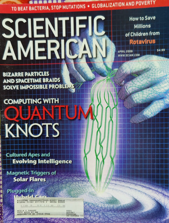 Scientific American April 2006