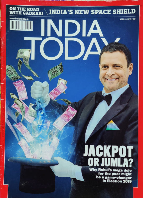 India Today April 2019