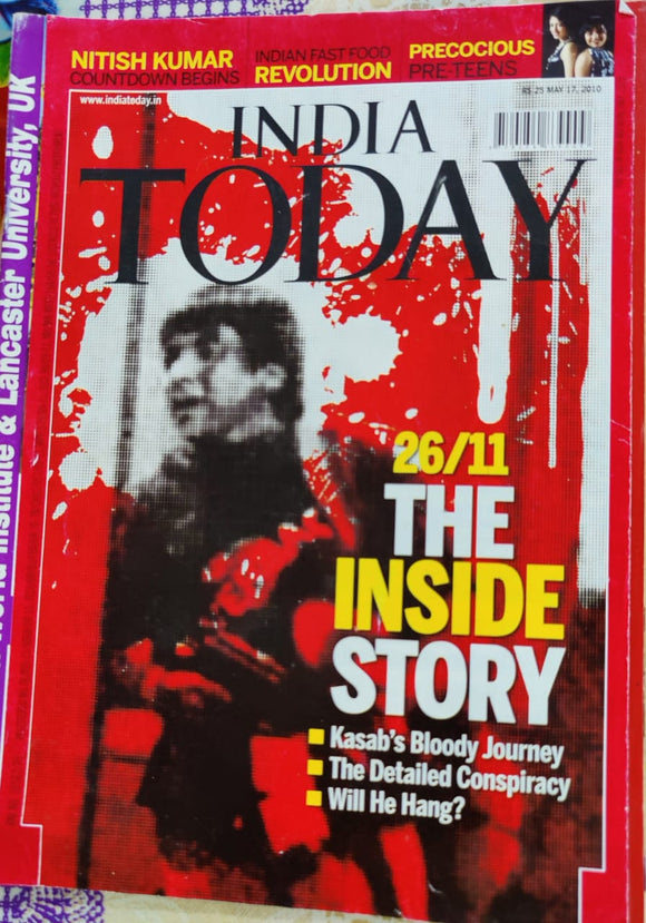India Today May 2010