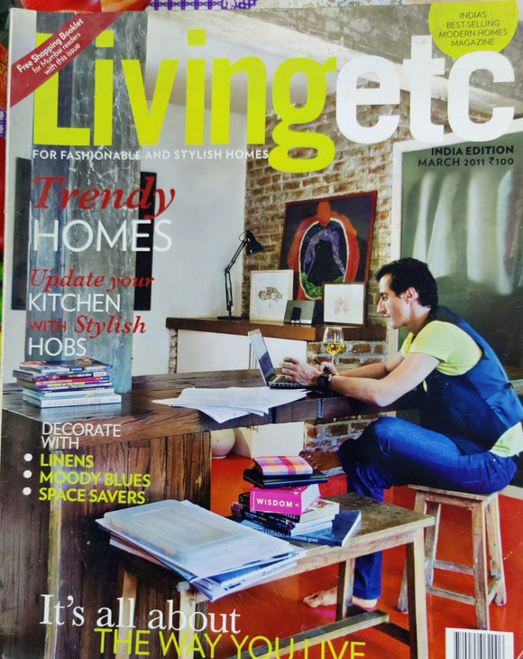Living etc March 2011