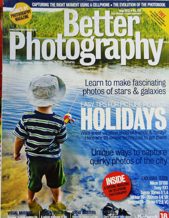 Better Photography May 2013