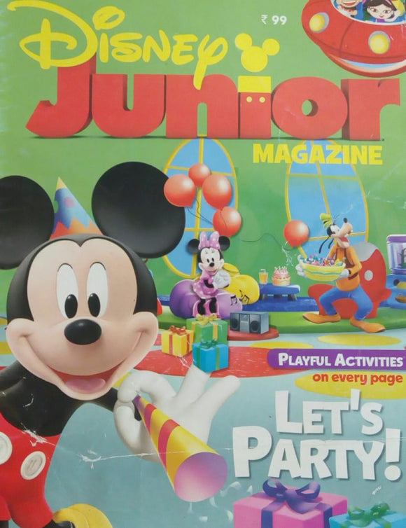 Disney Junior Magazine Nov 2015  Vol.2  Issue.11