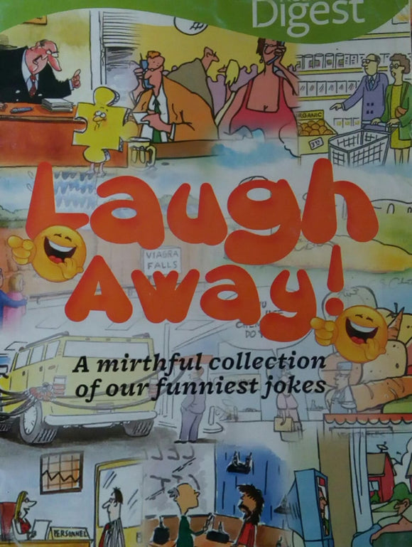 Laugh Away Reader's Digest