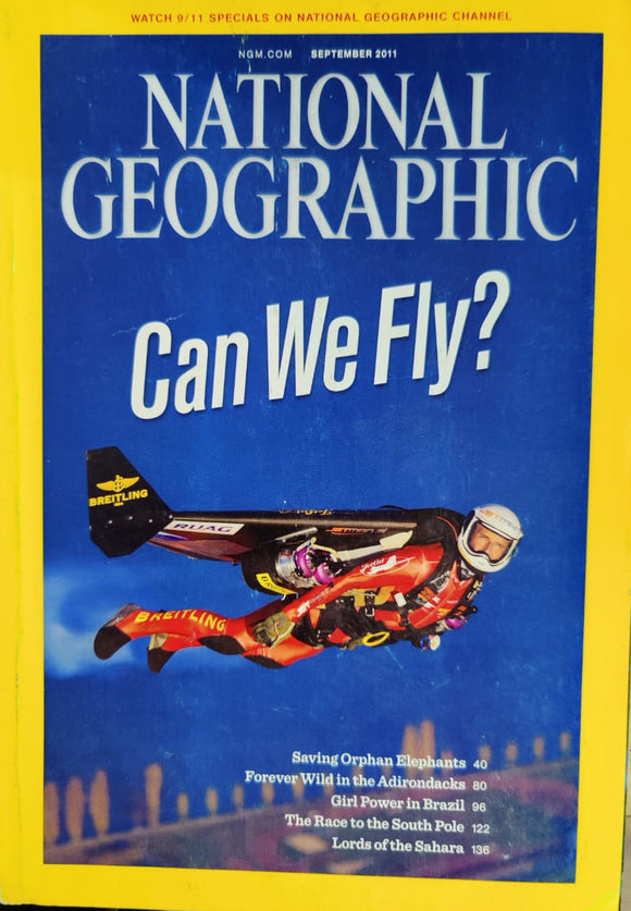 National Geographic September 2011