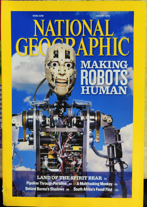 National Geographic August 2011