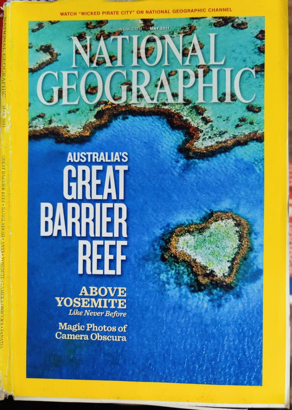 National Geographic May 2011