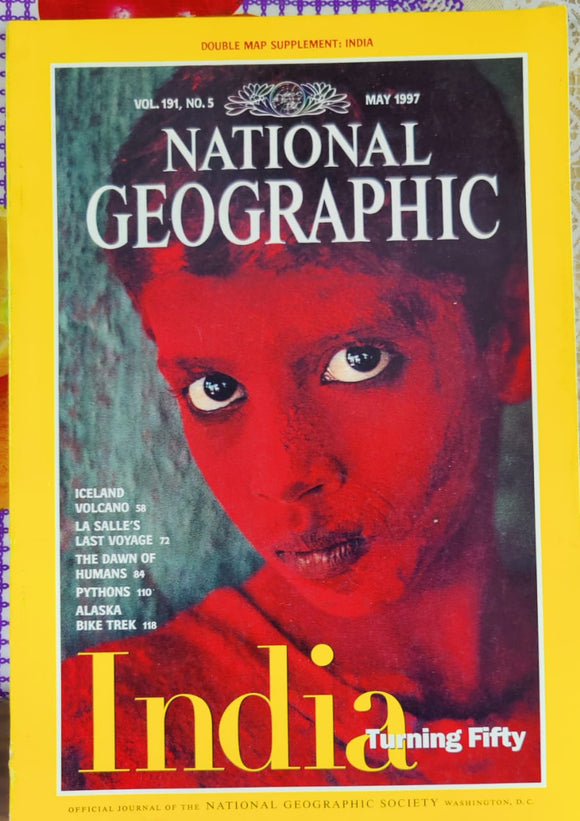 National Geographic May 1997