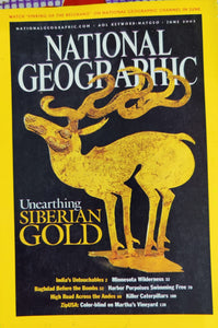 National Geographic June 2003