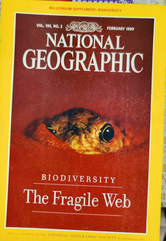 National Geographic February 1999