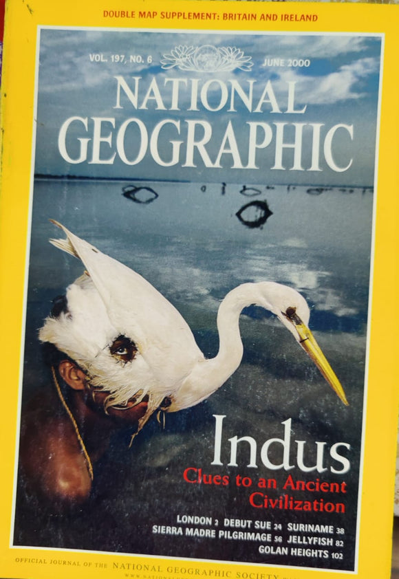 National Geographic June 2000