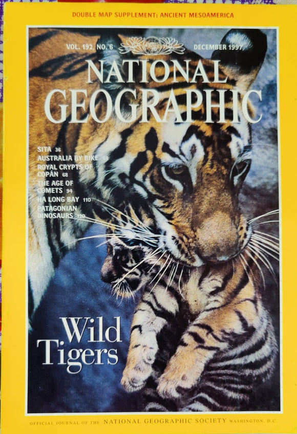 National Geographic December 1997