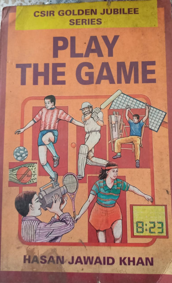 Play The Game By Hasan Jawaid Khan