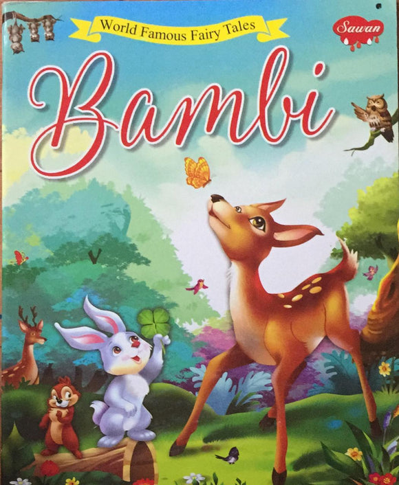 World Famous Fairy Tales : Bambi