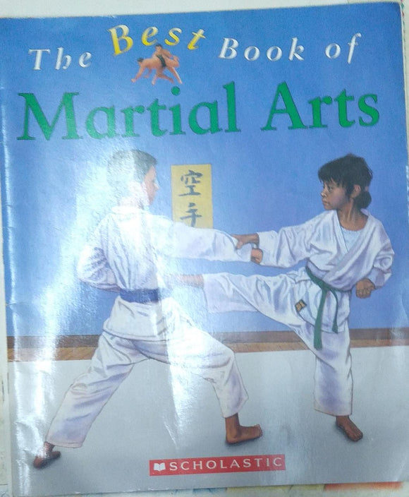 The Best Book Of Martial Arts