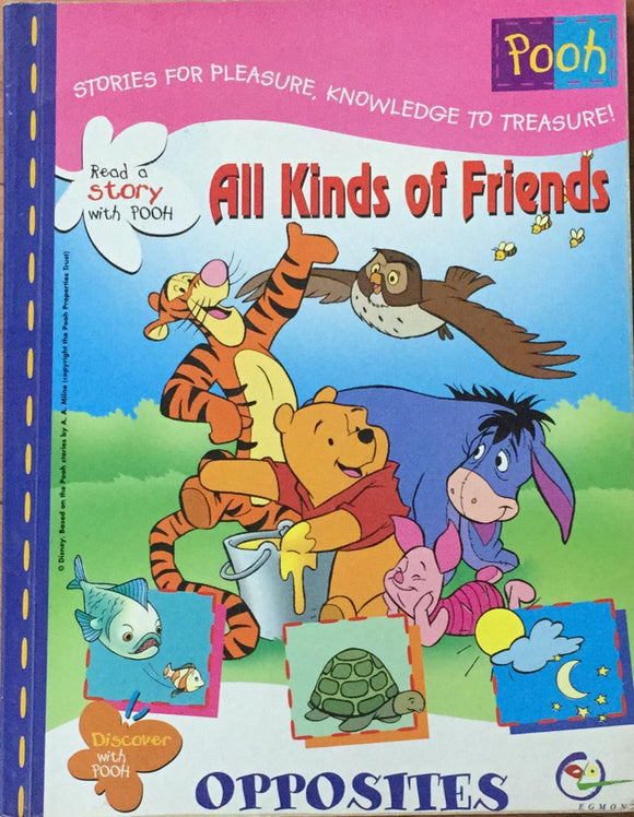 Pooh: All Kinds of Friends