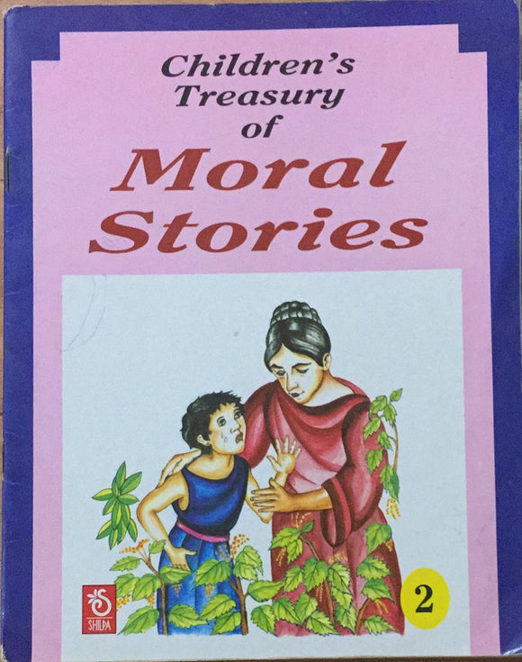 Children's Treasury of Moral Stories