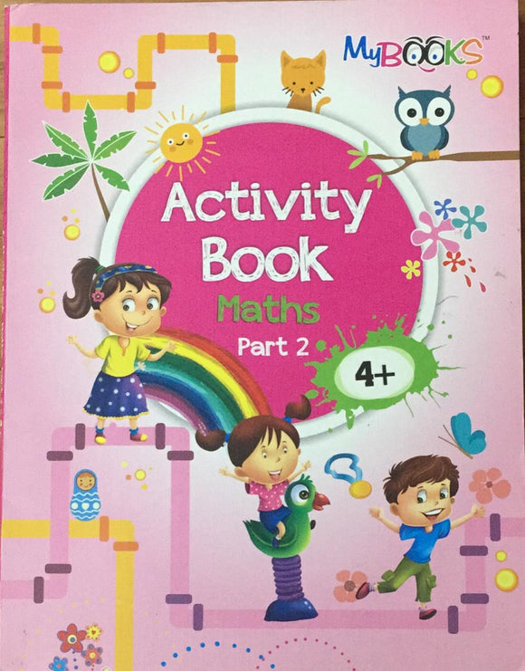 Activity Book Maths Part-2
