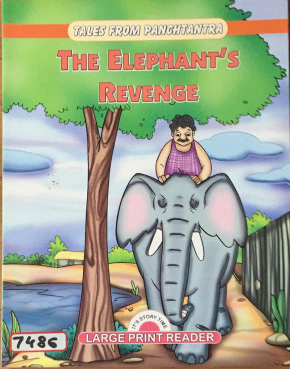 Tales From Panchtantra : The Elephant's Revenge