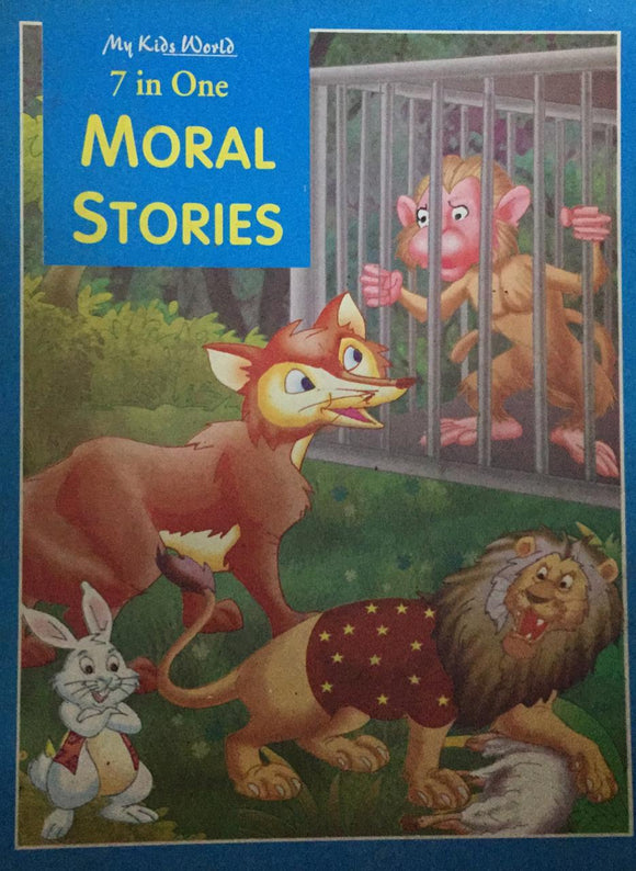 7 In One Moral Stories