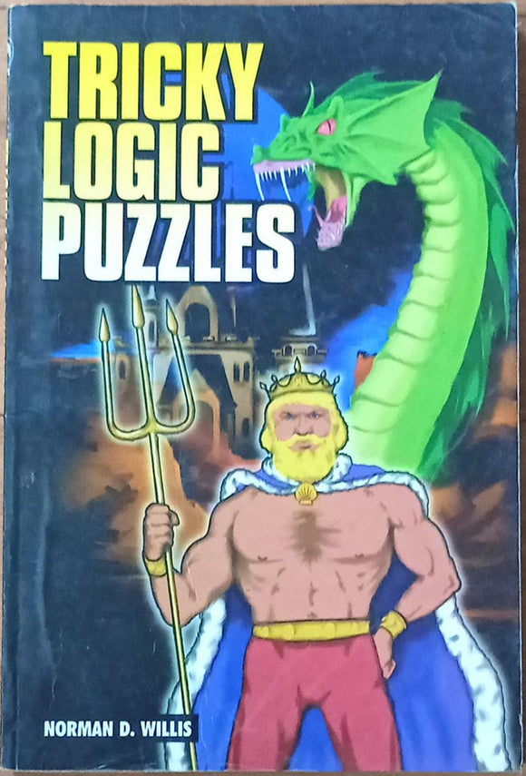 Tricky Logic Puzzle By Norman D. Willis