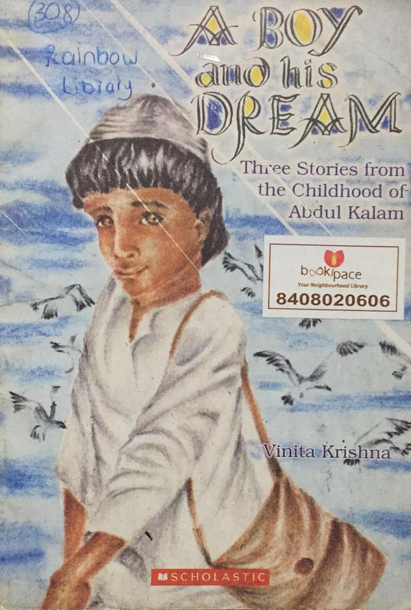 A Boy And His Dream, By Vinita Krishana