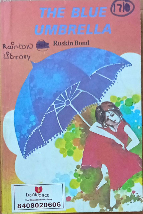 The Blue Umbrella By Ruskin Bond