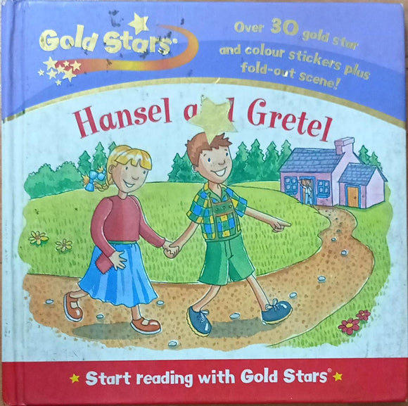 Gold Star : Hansel And Gretel (Hard Cover)