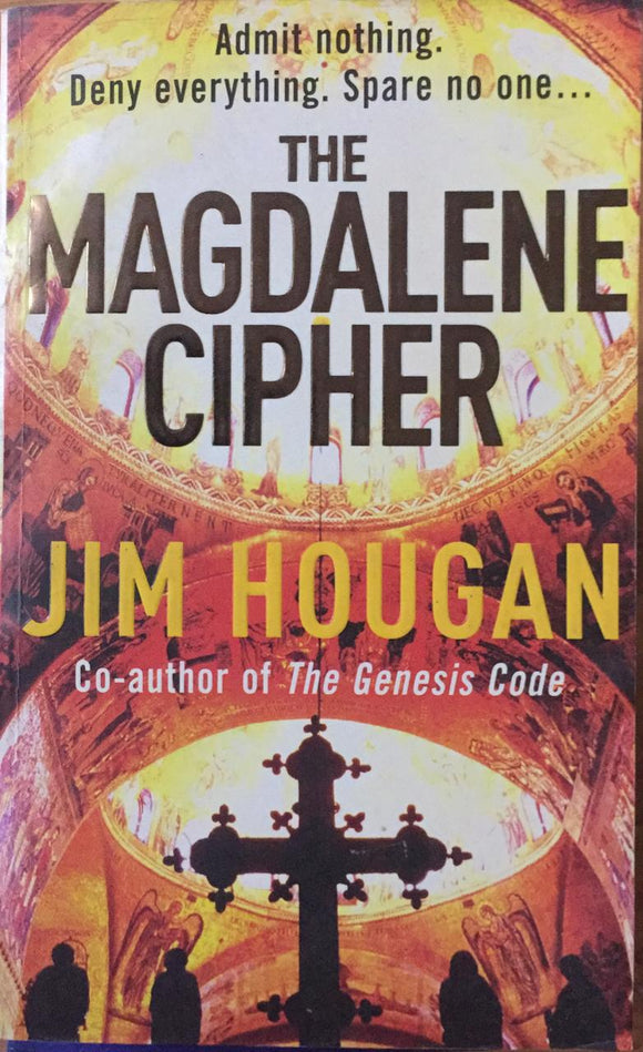 The Magdalene Cipher, By Jim Hougan