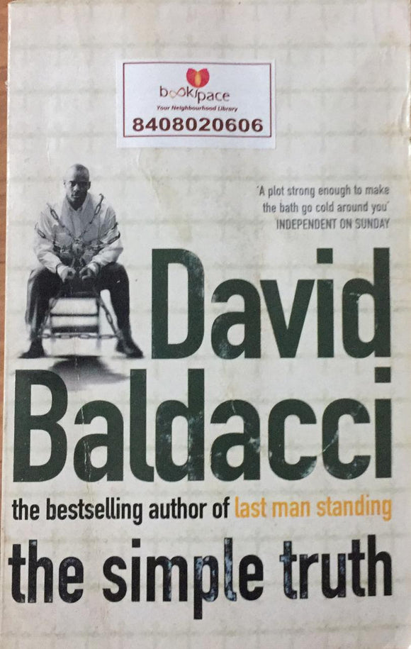 The Simple Truth, The Bestselling Author Of Last Man Standing, By David Baldacci