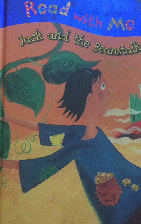 Read With Me Jack And The Beanstalk (Hard Bound)