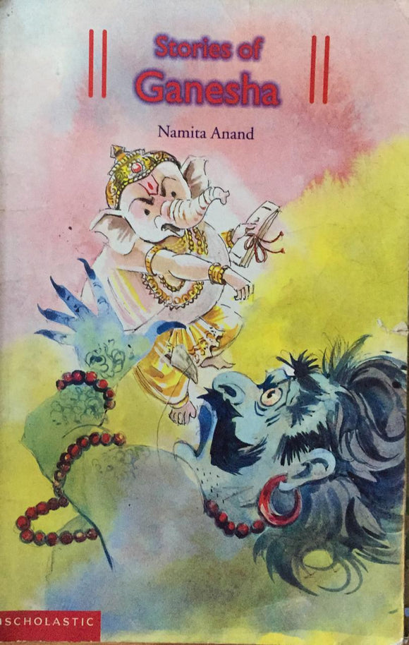 Stories Ganesh, By Namita Anand