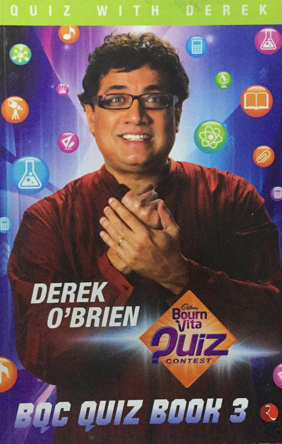 BQC QUIZ BOOK 3, By Derek O'Brien