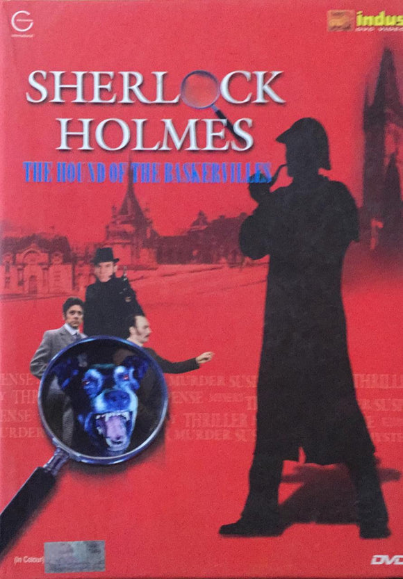 Sherlock Holmes, The Hound of The Baskervilles  DCD