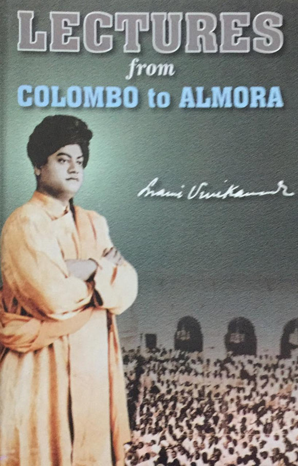 Lecture from Colombo to Almora, by Swami Vivekananda