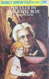 Nancy Drew Mystery Stories 20 The Clue in The Jewel Box, By Carolyn Keene